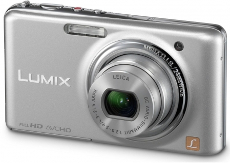 Panasonic Lumix DMC-FX77 5