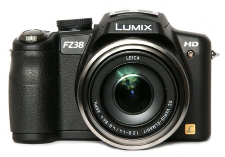 Panasonic Lumix DMC-FZ38 1