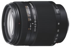 Sony SAL-18250 18-250mm F3,5-6,3 DT