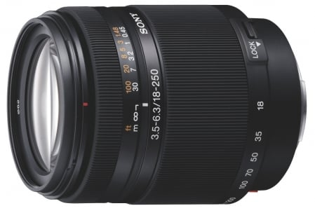 Sony SAL-18250 18-250mm F3,5-6,3 DT 1