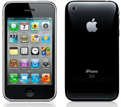 Apple iPhone 3GS 2