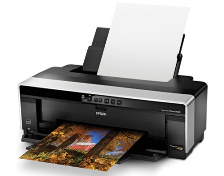 Epson Stylus Photo R2000 1