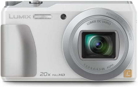 Panasonic Lumix DMC-TZ56 1