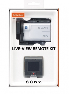 Sony FDR-X3000R Action Cam 4