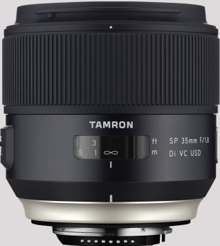 Tamron SP 35mm f/1.8 Di VC USD 1