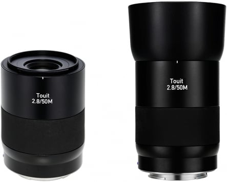 Carl Zeiss Touit 2.8/50M 3