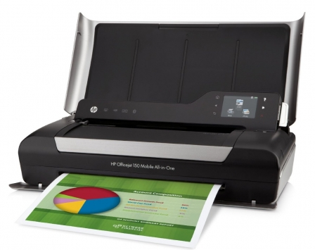 HP OfficeJet 150 Mobile 6