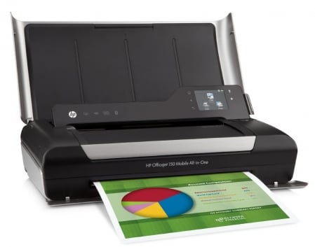 HP OfficeJet 150 Mobile 7