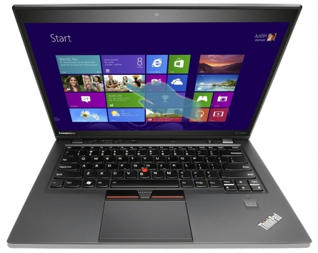 Lenovo Thinkpad X1 Carbon touch 2