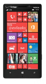 Nokia Lumia Icon 1