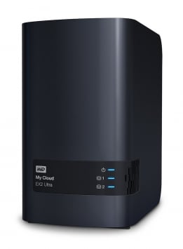 WD My Cloud EX2 Ultra 1