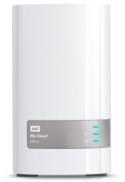Western Digital My Cloud Mirror 1