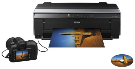 Epson Stylus Photo R2000 4