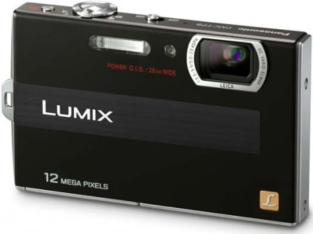 Panasonic Lumix DMC-FP8 1