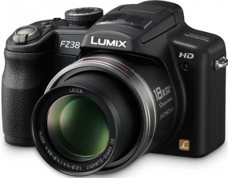 Panasonic Lumix DMC-FZ38 4