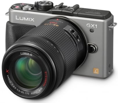 Panasonic Lumix DMC-GX1 1