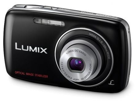 Panasonic Lumix DMC-S3 1