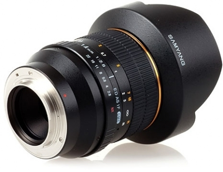 Samyang 14 mm f/2.8 IF ED UMC Aspherical 2