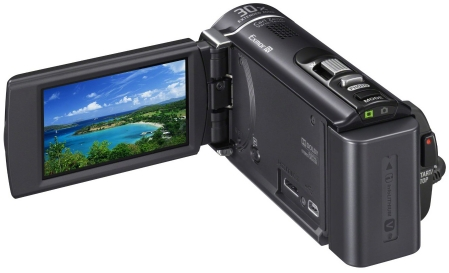 Sony HDR-CX210 3