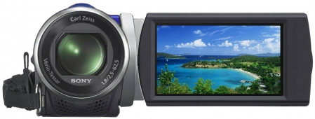 Sony HDR-CX210 4