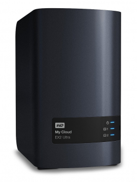 WD My Cloud EX2 Ultra 4