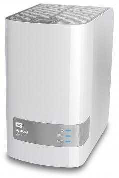 Western Digital My Cloud Mirror 2