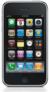 Apple iPhone 3GS 1