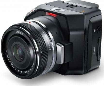 Blackmagic Micro Cinema Camera 1