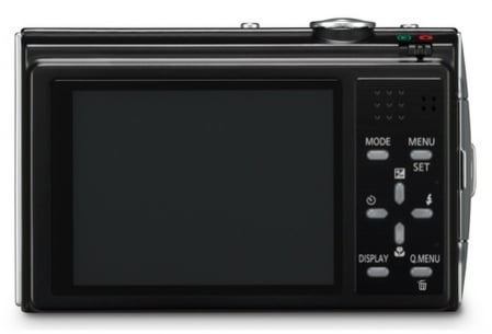Panasonic Lumix DMC-FP8 2