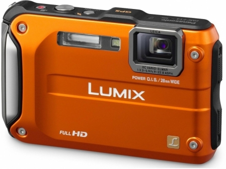 Panasonic Lumix DMC-FT3 (TS3) 1