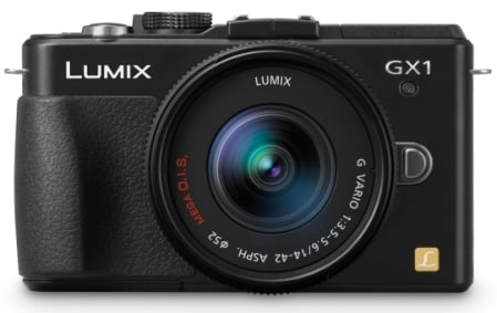 Panasonic Lumix DMC-GX1 2