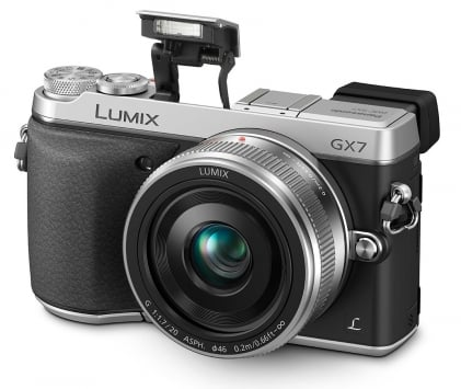 Panasonic Lumix DMC-GX7 11