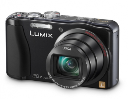 Panasonic Lumix DMC TZ31 1