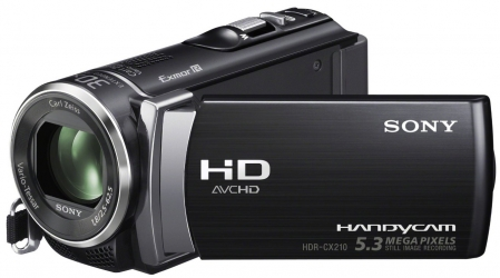 Sony HDR-CX210 1