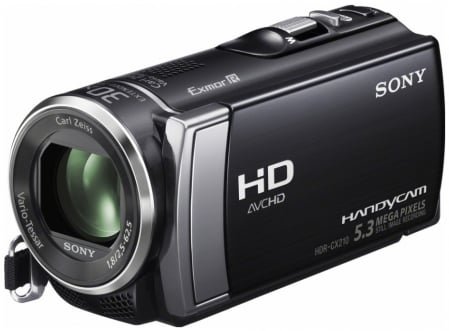 Sony HDR-CX210 5