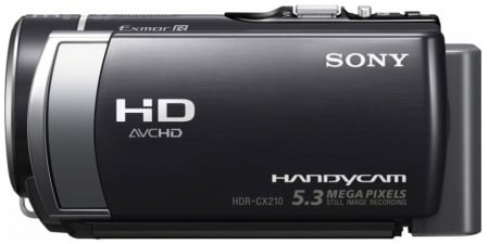 Sony HDR-CX210 6