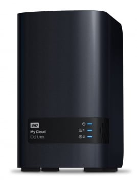 WD My Cloud EX2 Ultra 6