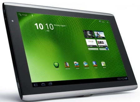 Acer Iconia Tab A500 4