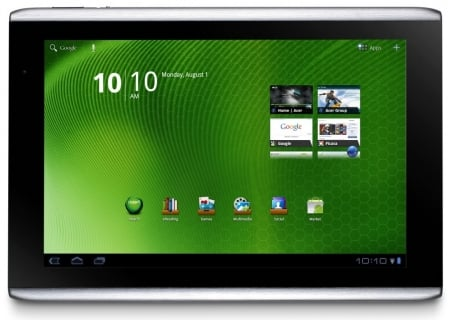 Acer Iconia Tab A500 1