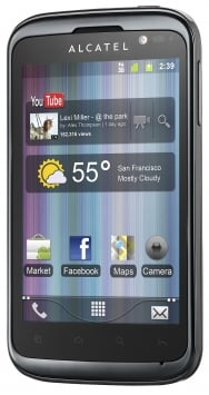 Alcatel OneTouch  991D 1