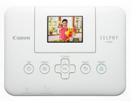 Canon Selphy CP800 2