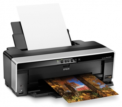 Epson Stylus Photo R2000 9