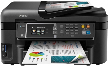 Epson WorkForce Pro WF-3620DWF 1
