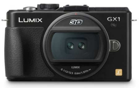 Panasonic Lumix DMC-GX1 3