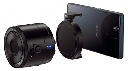 Sony Cyber-shot QX100 9