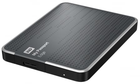 WD My Passport Edge 4