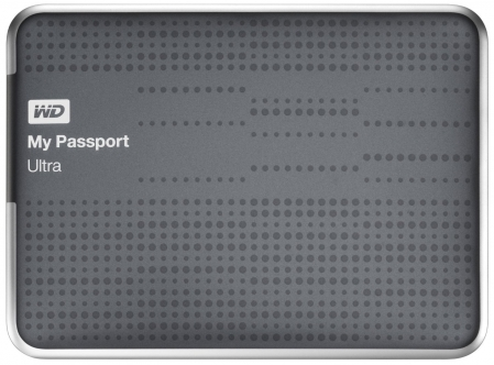 WD My Passport Ultra 8