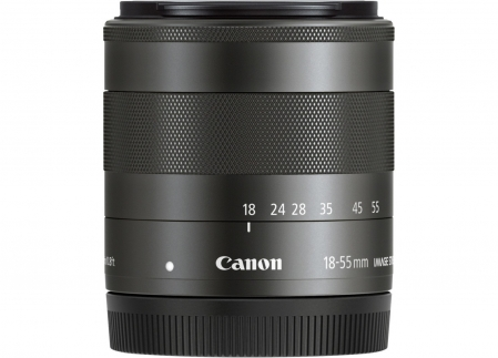 Canon EF-M 18-55mm f/3.5-5.6 IS STM 1