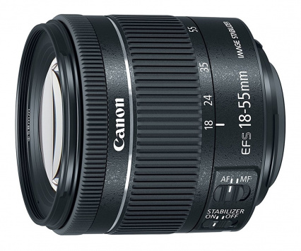 Canon EF-S 18-55 f/4-5.6 IS STM 2