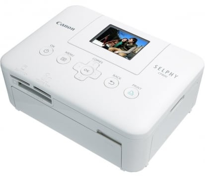 Canon Selphy CP800 5